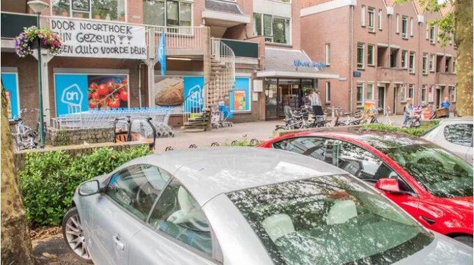 Wagenstraat Woerden