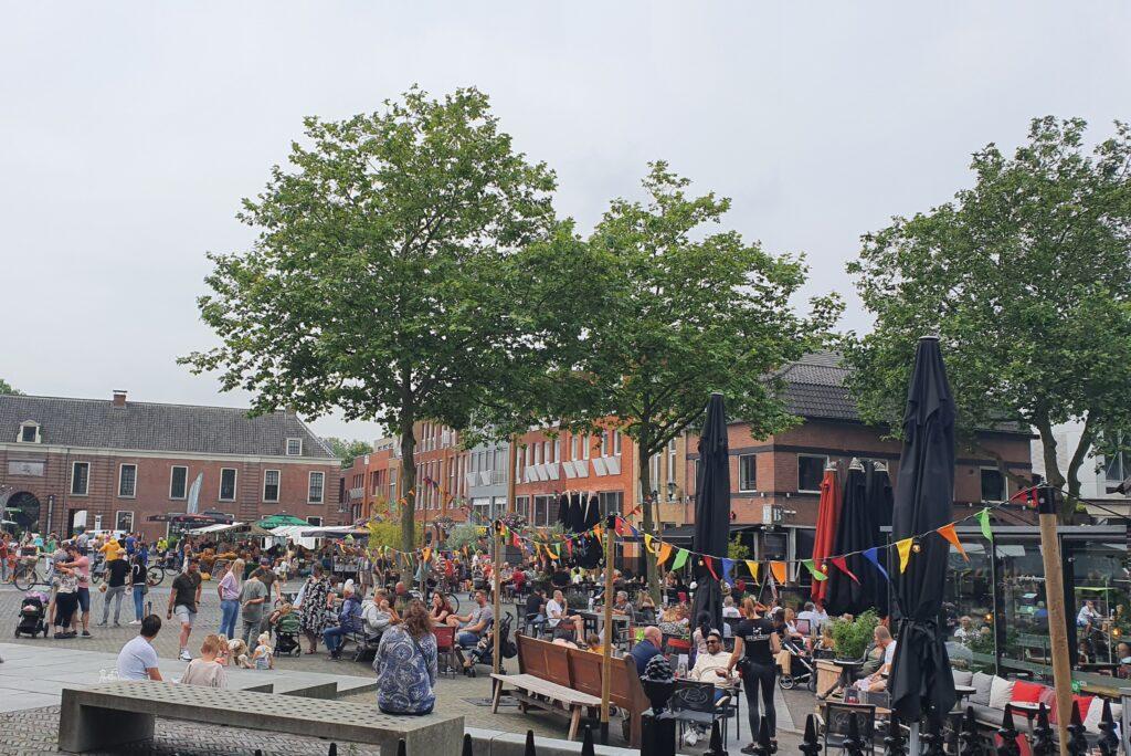 terras Kerkplein