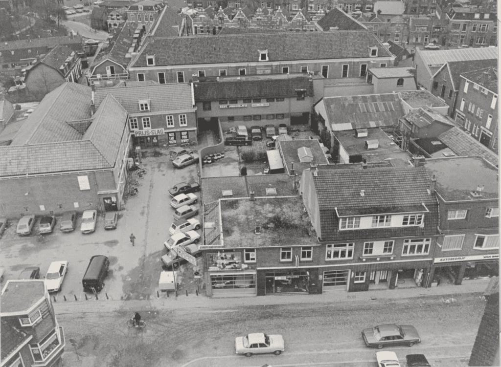 Kerkplein 1983