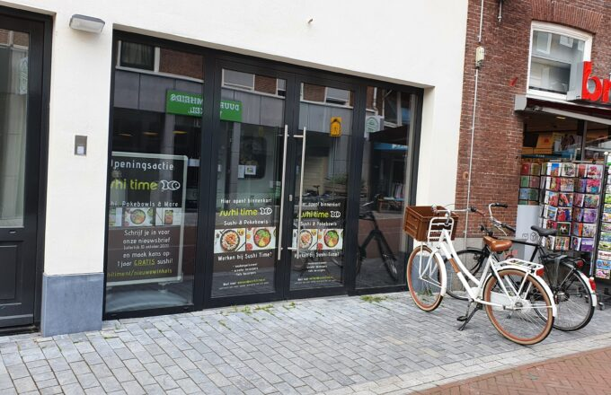 sushi time woerden
