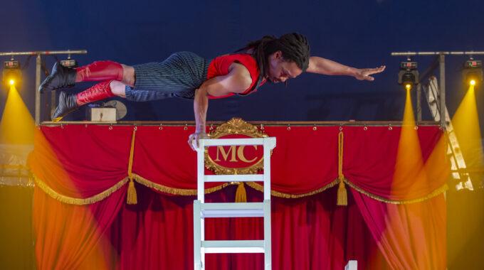 circus woerden
