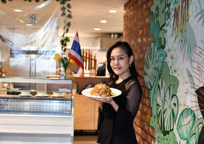 Thais eten Woerden