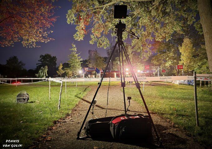 Westdampark opnames