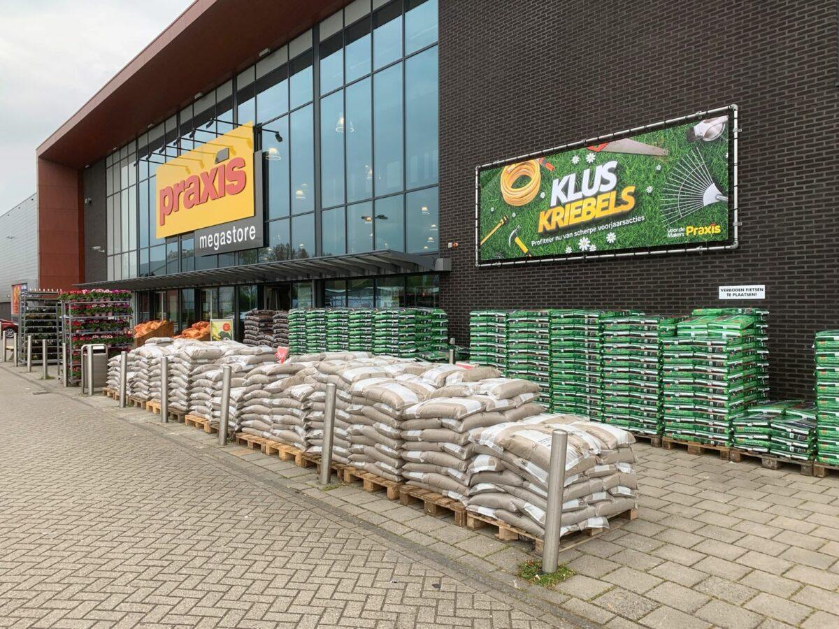 Praxis Mega en Tuin Zoetermeer