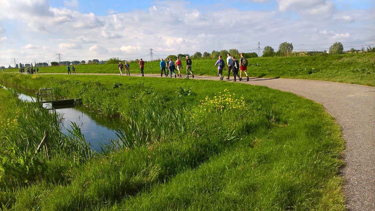 Floravontuur Wandeltocht Zoetermeer