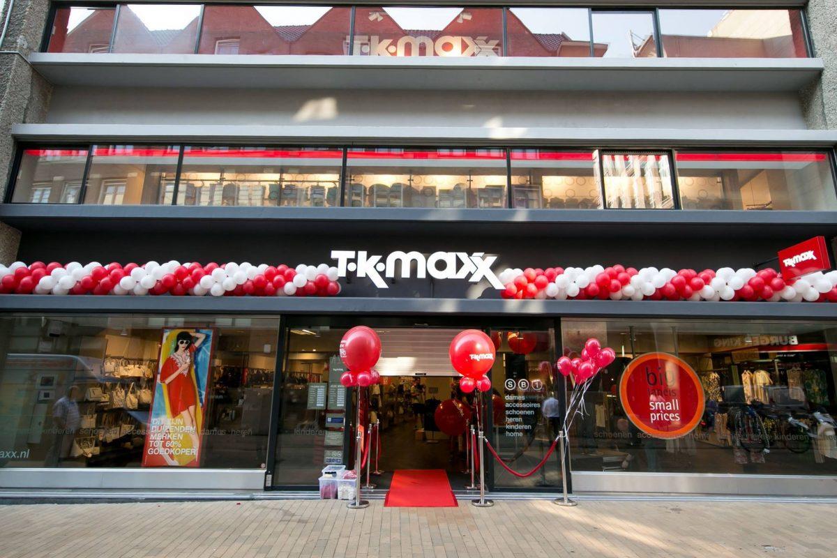 TK Maxx Zoetermeer
