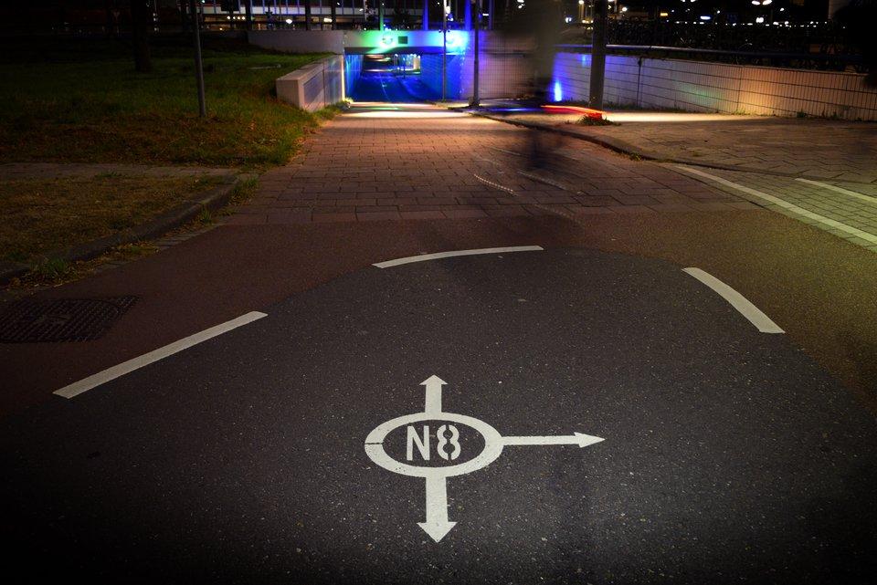 Nachtnet Fiets Zoetermeer