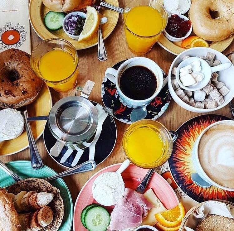 Ontbijten in Zoetermeer