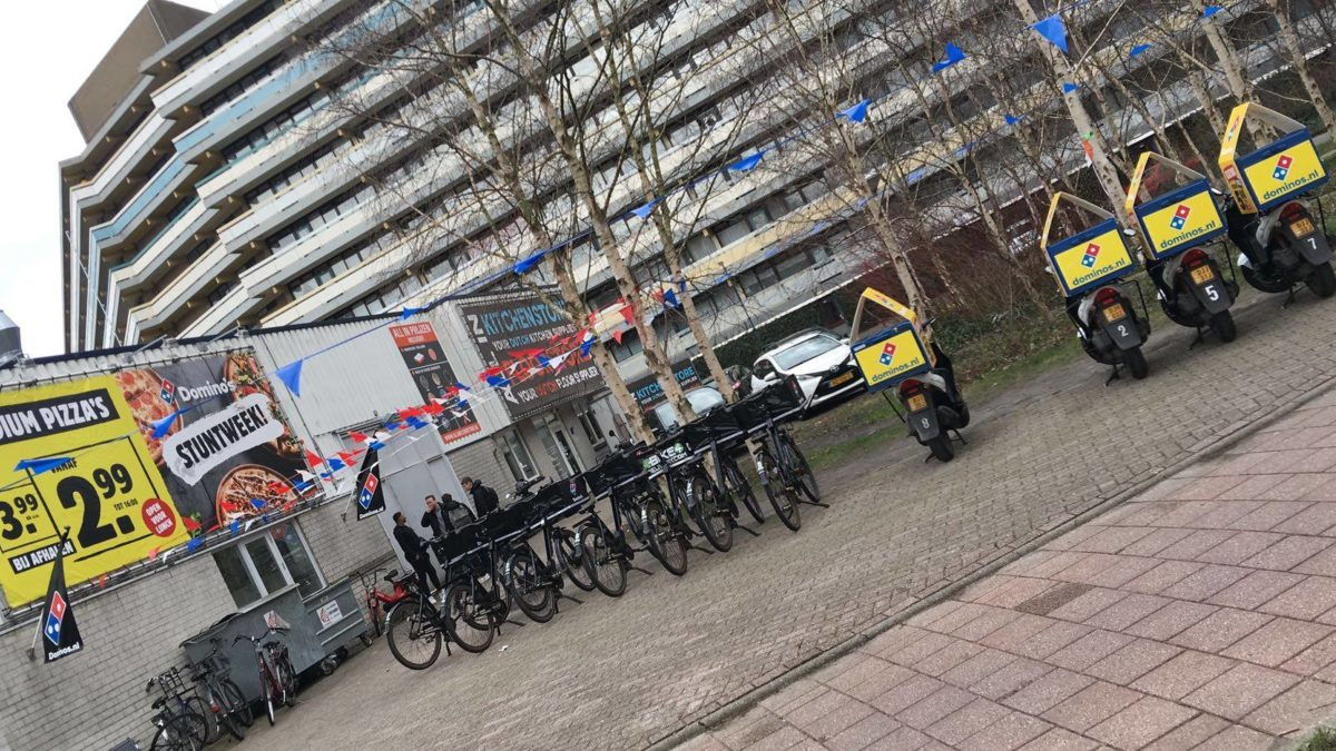 Domino's Zoetermeer Van Leeuwenhoeklaan