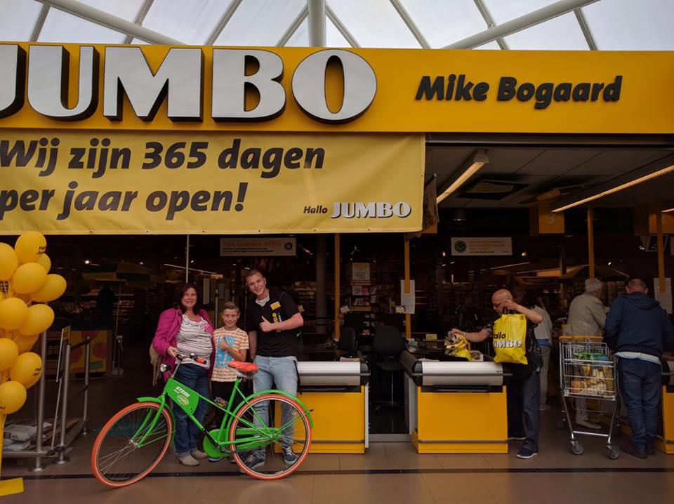 JUMBO supermarkt Groen Blauwlaan Zoetermeer