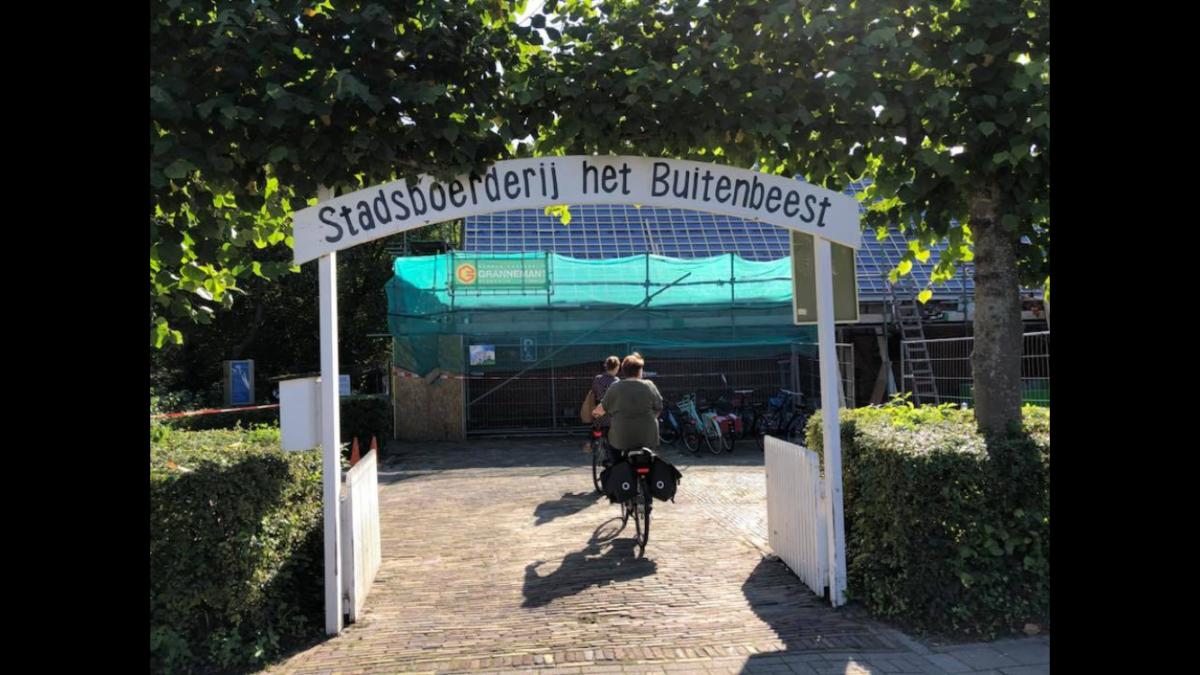 Speelboerderij Het Buitenbeest Zoetermeer
