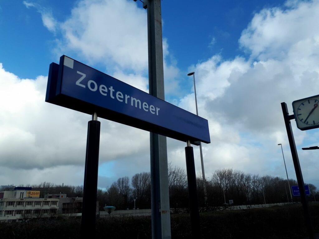 Station Zoetermeer