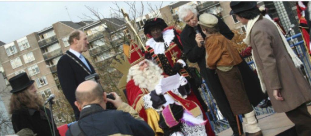 Intocht Sinterklaas Zoetermeer