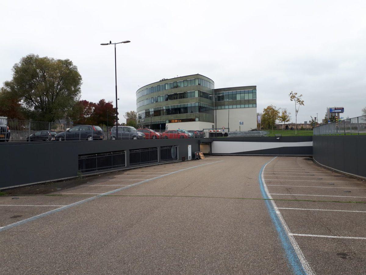 Parkeergarage Osylaan Zoetermeer