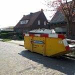 Bouwcontainer Zoetermeer