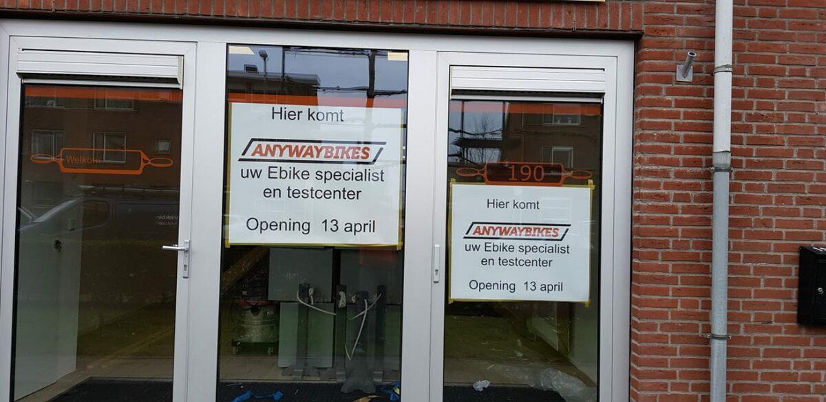 Anywaybikes Zoetermeer