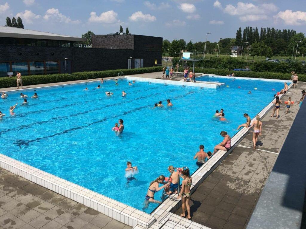 Zwemmen Zoetermeer