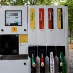 Benzinepomp Zoetermeer