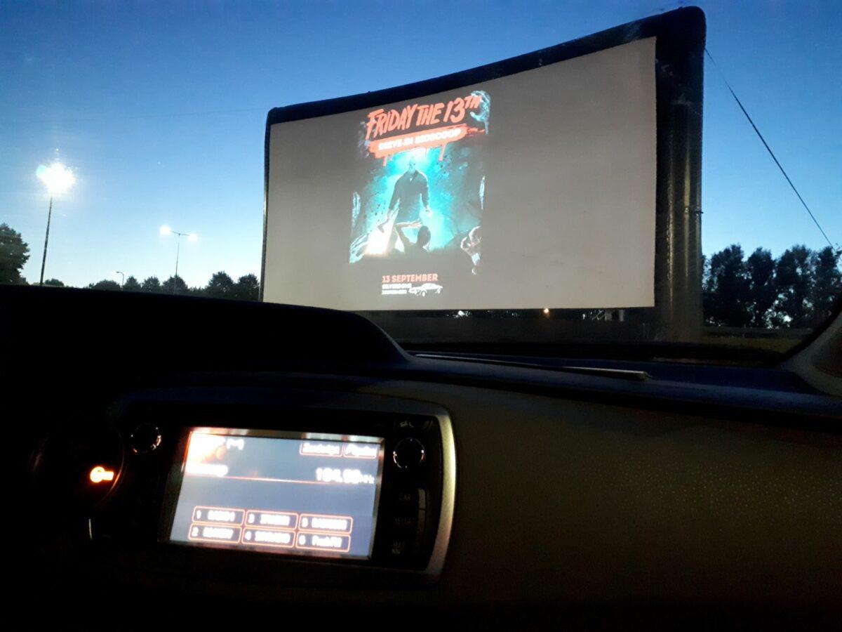 Drive in bioscoop Zoetermeer