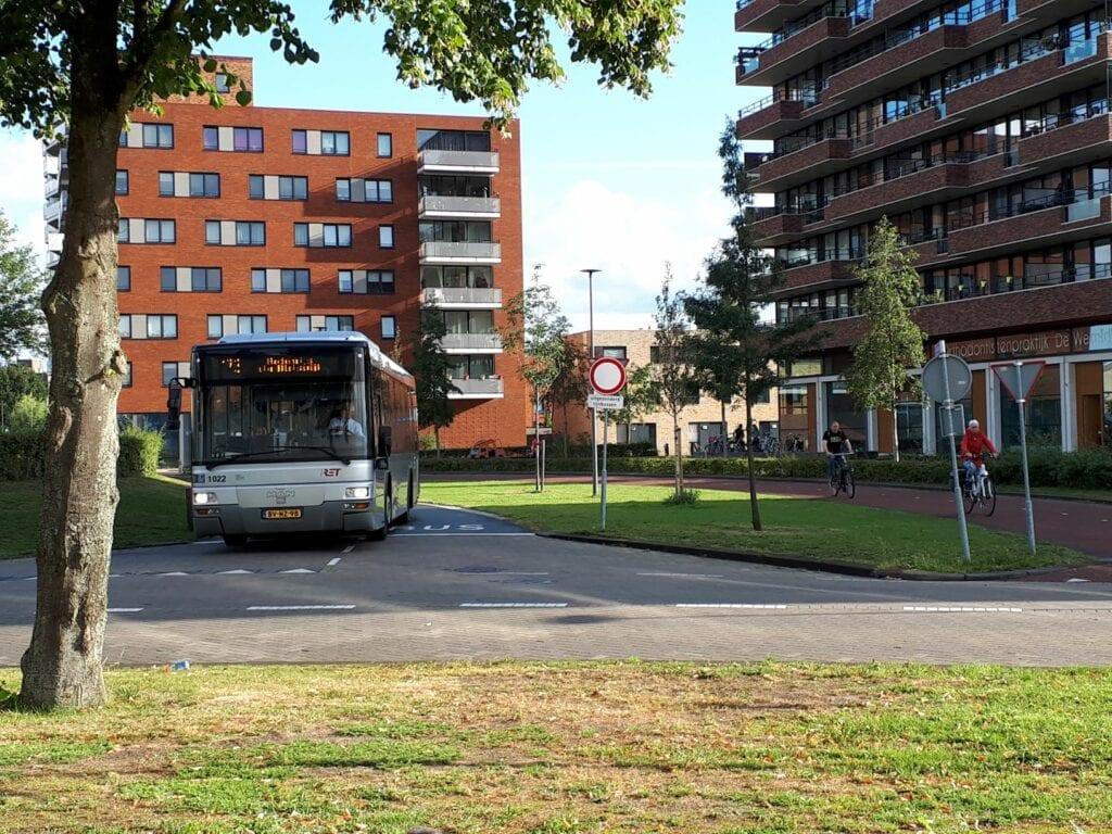 Bus Zoetermeer