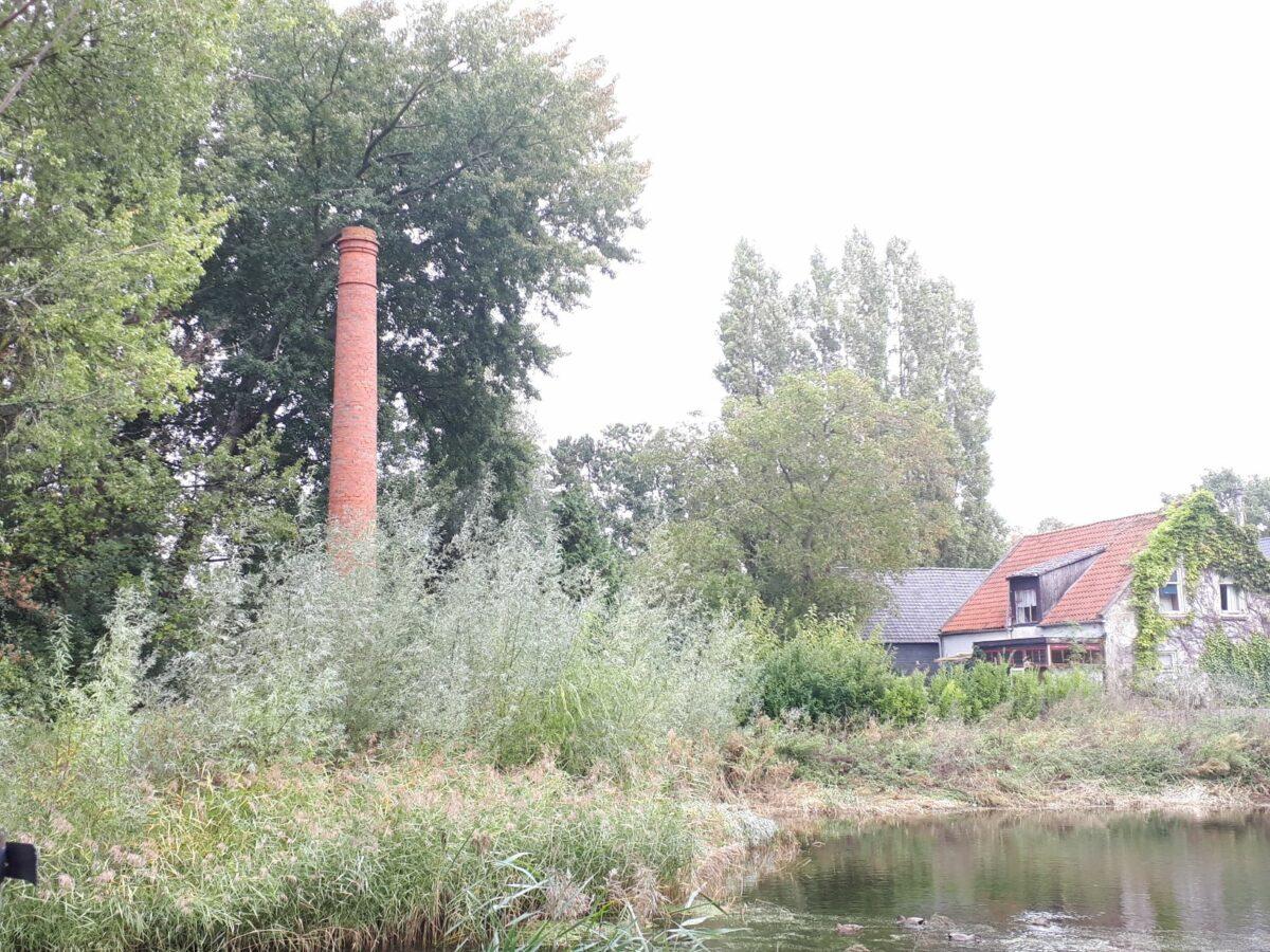 Schoorsteen Zoetermeer