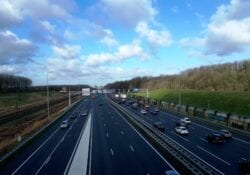 Snelweg A12 Zoetermeer