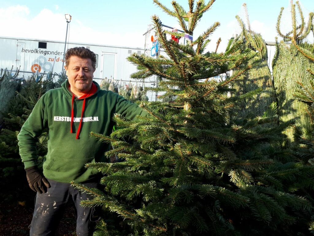 John Utermark Kerstboomvoorthuis