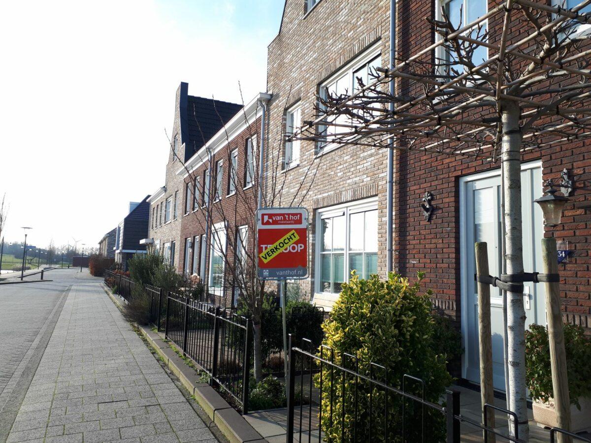 Koophuizen Zoetermeer
