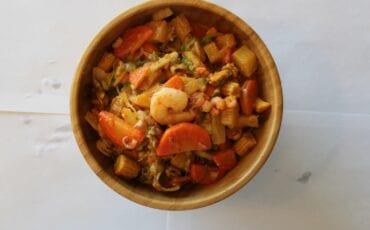 Wokamor Zoetermeer - Seafood Curry
