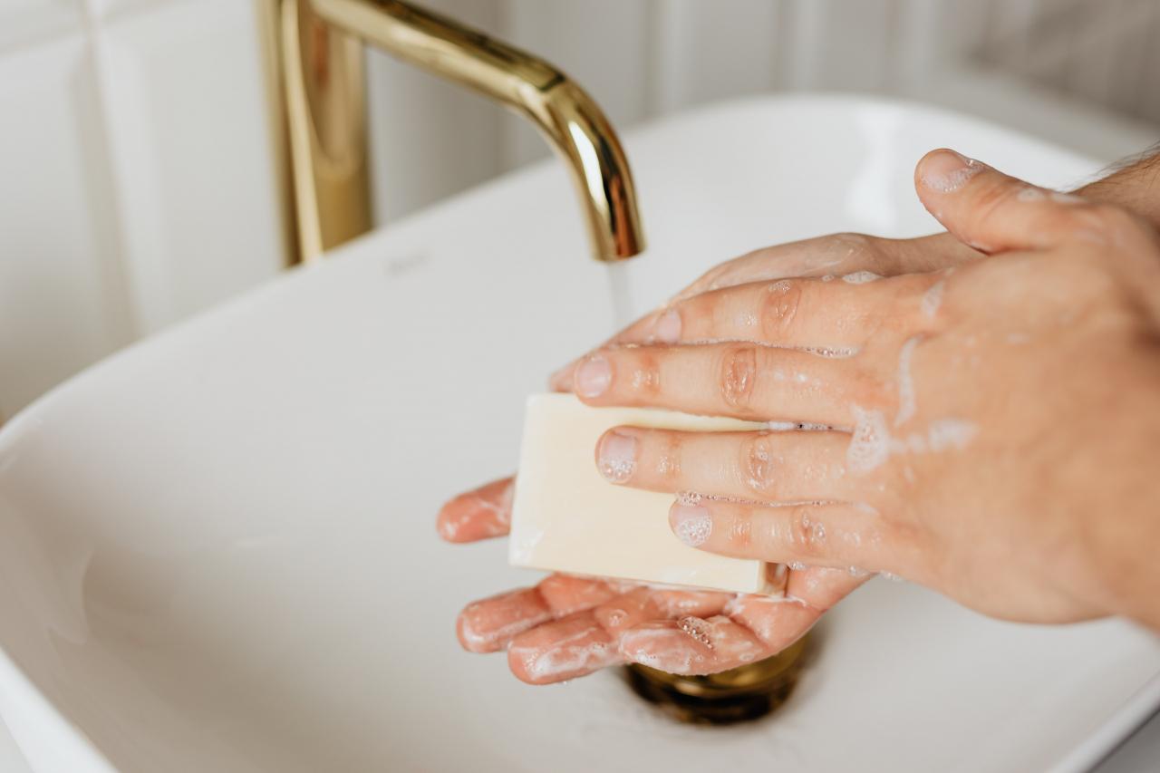 Handen wassen corona Zoetermeer