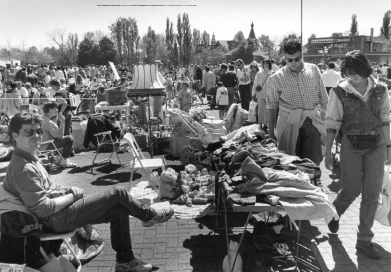 Vrijmarkt Zoetermeer