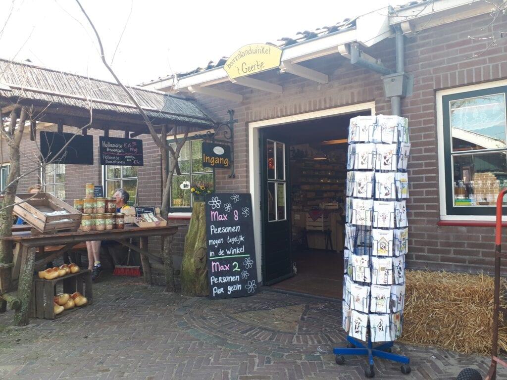 Boerderijwinkel 't Geertje