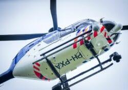 Politiehelikopter Zoetermeer