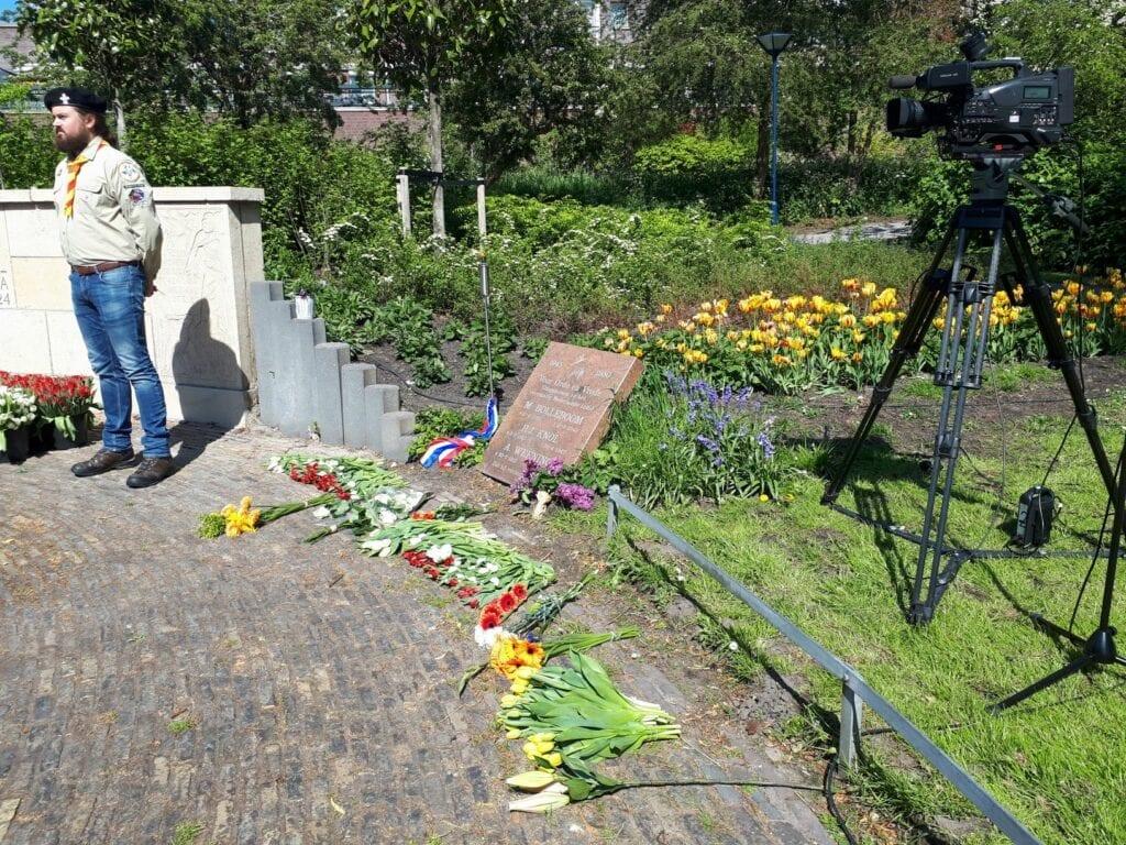 Nationale Dodenherdenking 2020 Zoetermeer