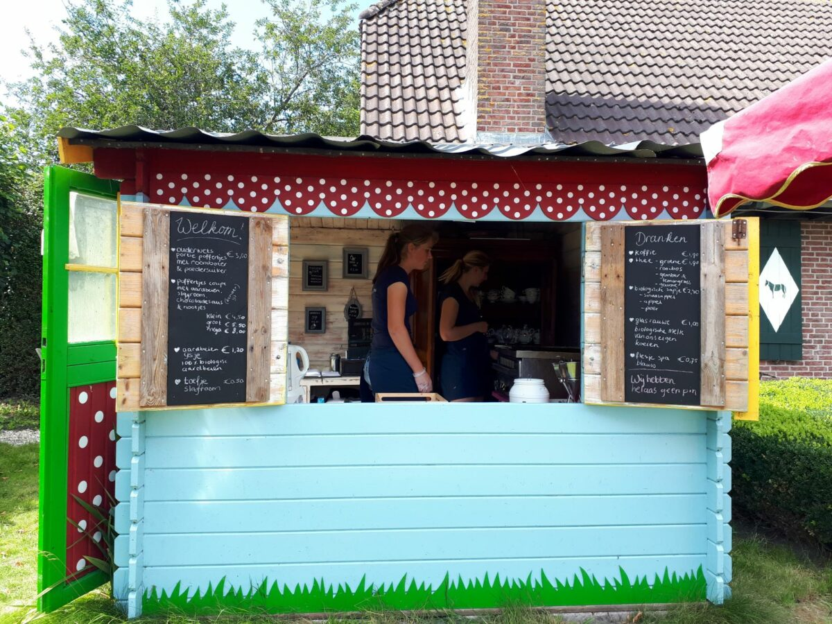 Poffertjestuin Zoetermeer