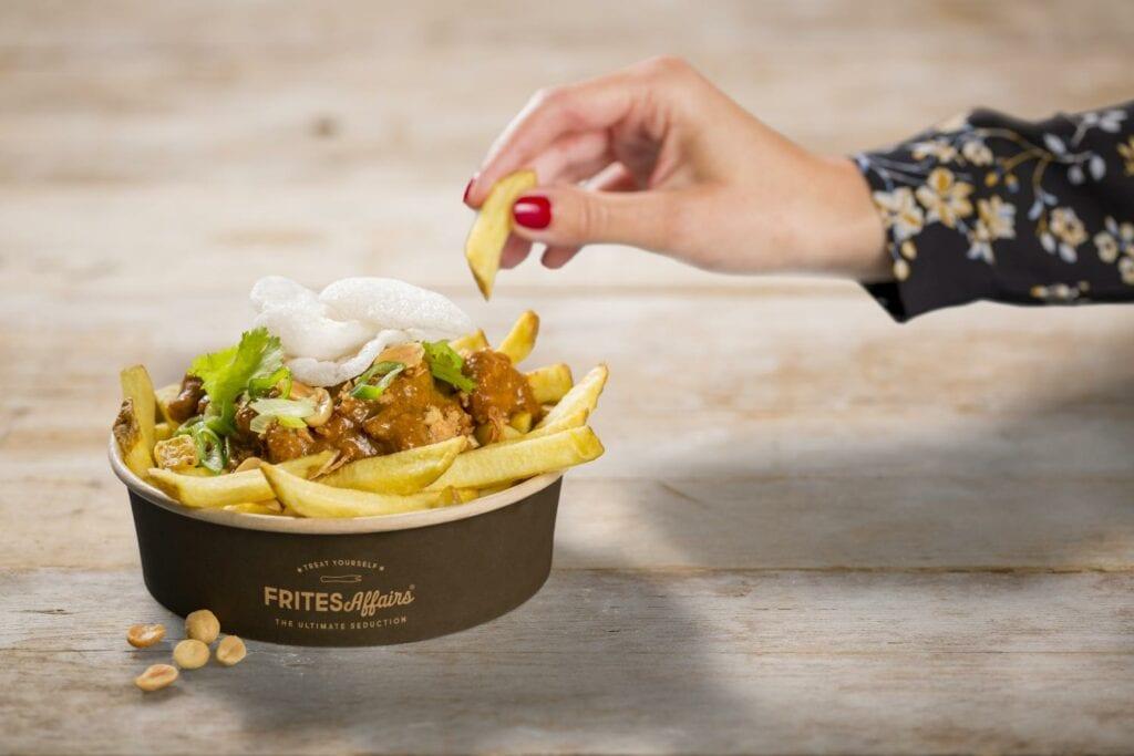 Frites Affairs - loaded frites (2)