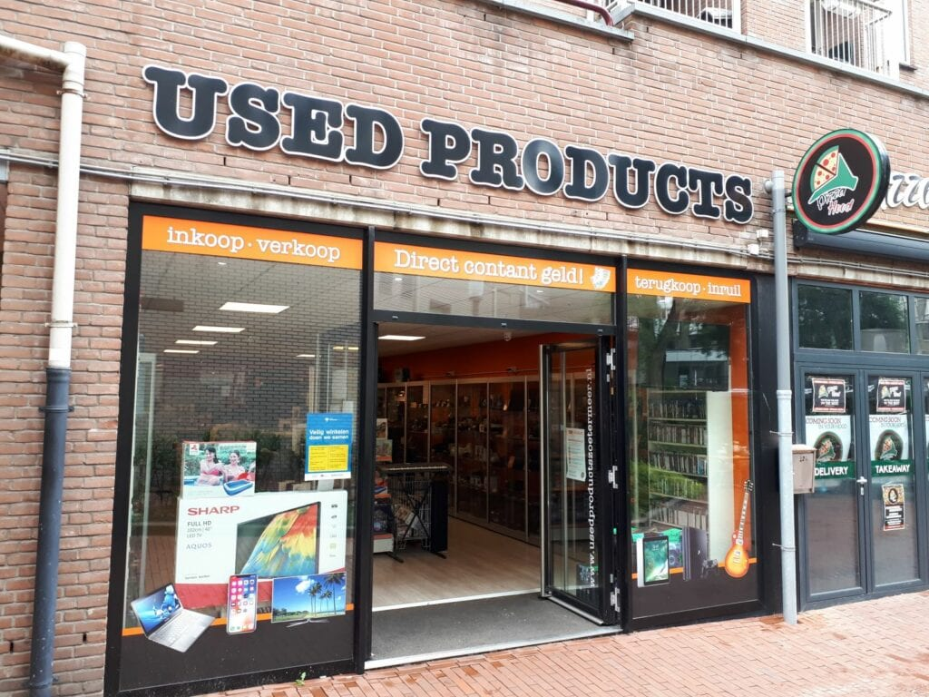 Used Products Zoetermeer