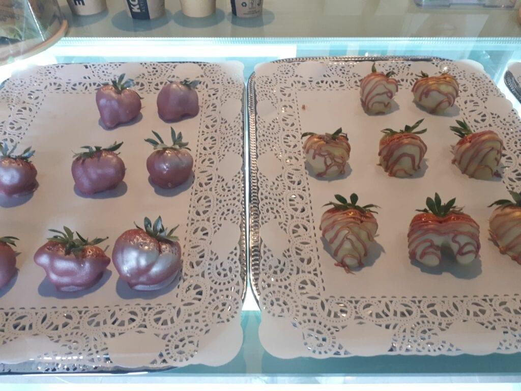 Chocolade aardbeien Zoetermeer