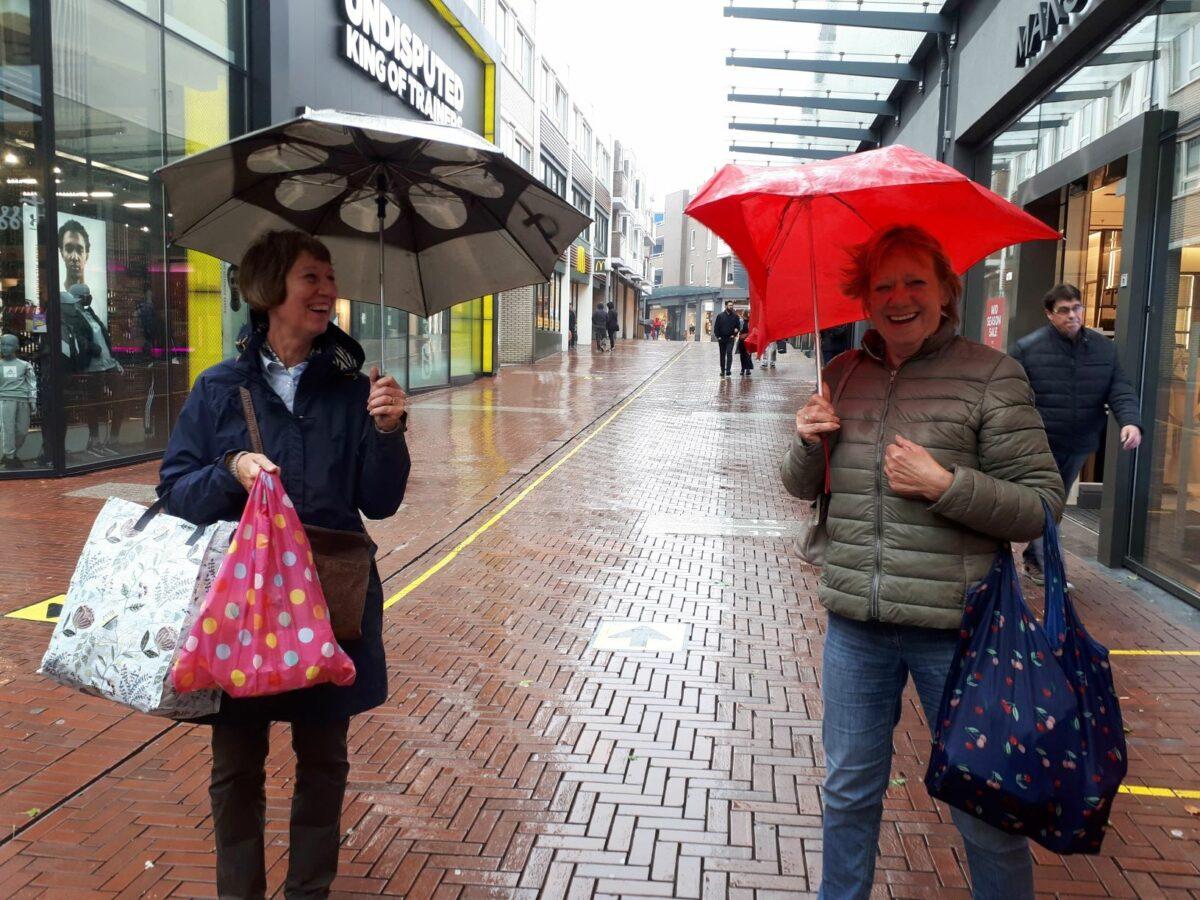 Paraplu Zoetermeer