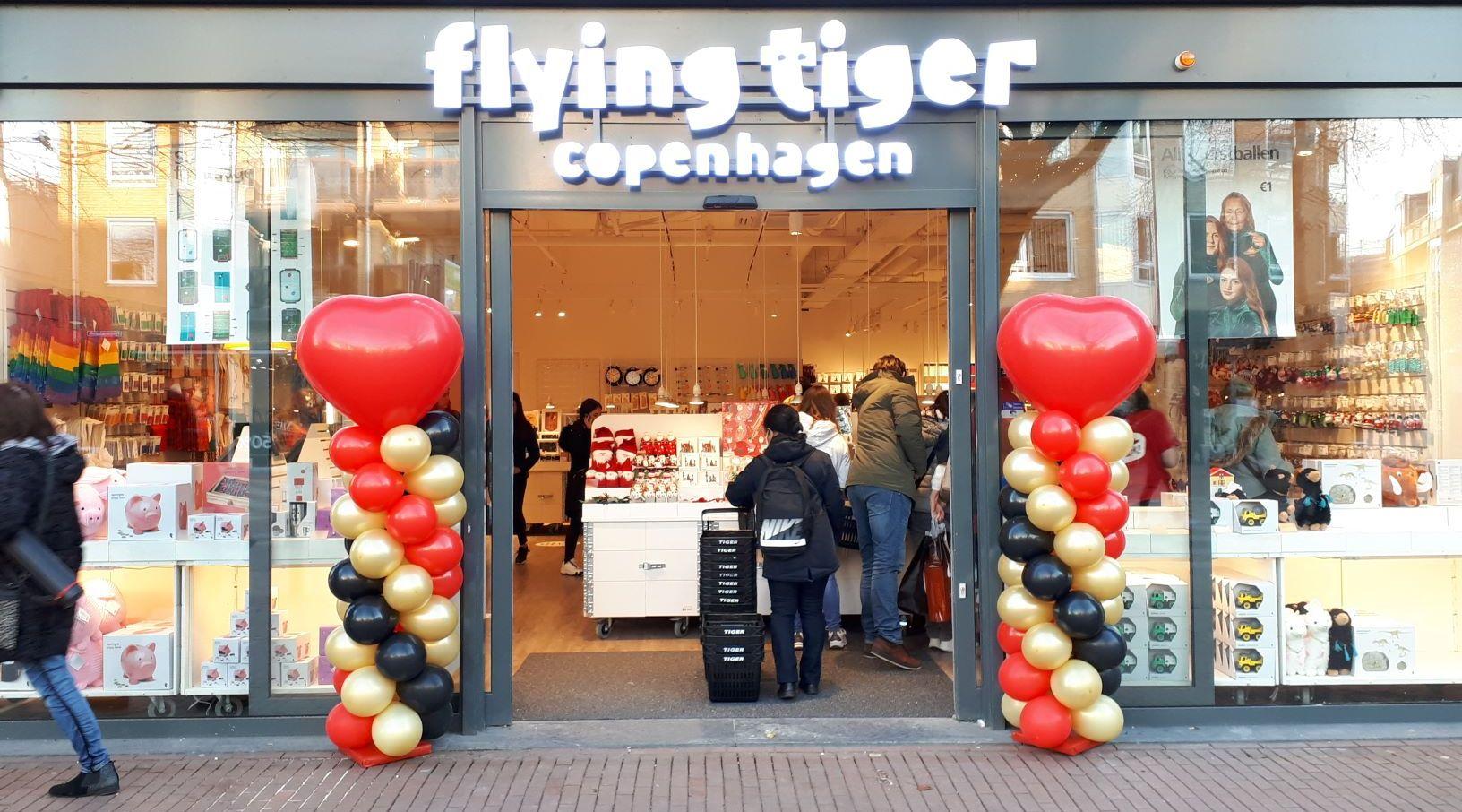 Flying Tiger Zoetermeer