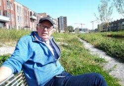 Stadsecoloog Andre van Kleinwee Zoetermeer