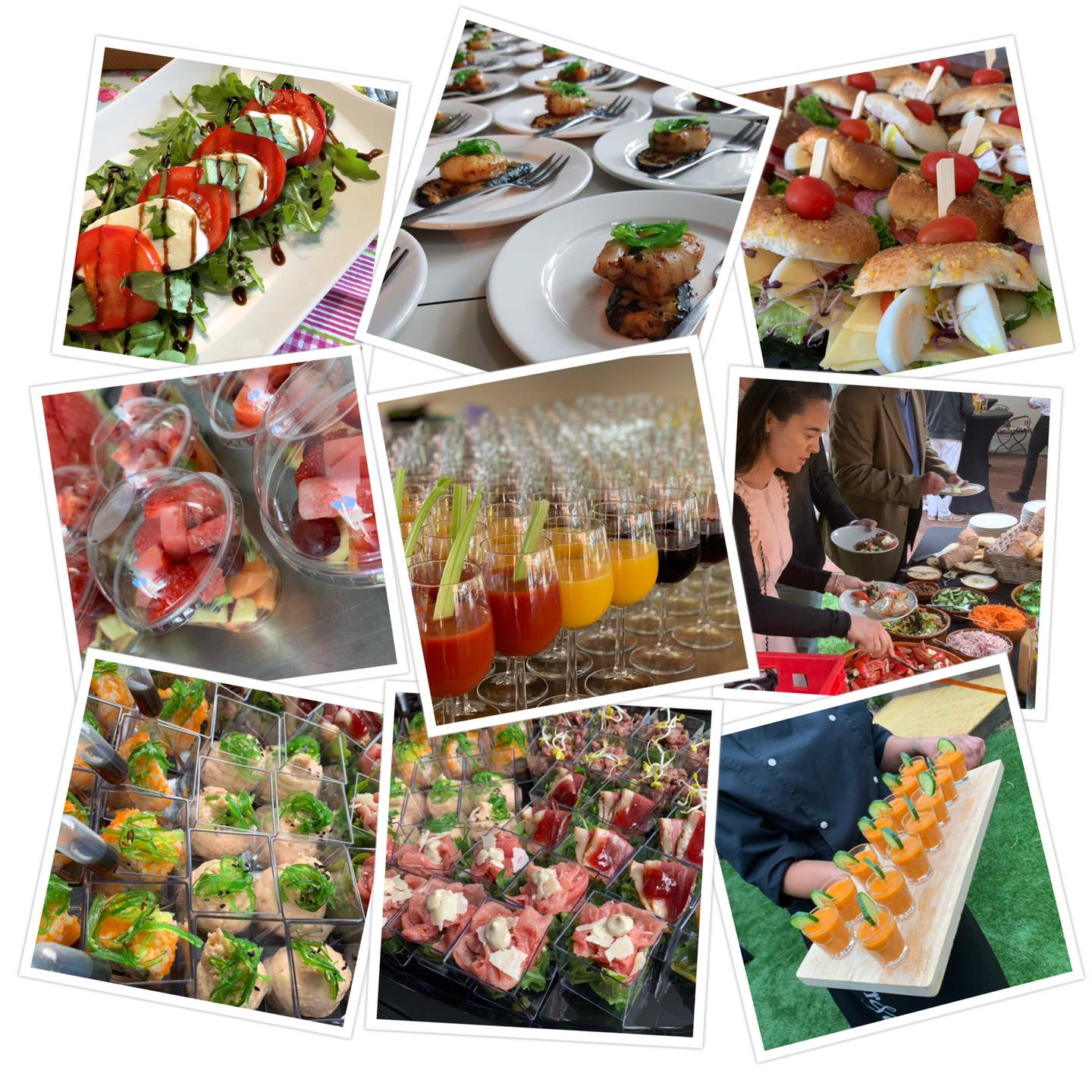 Cater & co catering