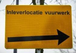 Inleveren vuurwerk Zoetermeer