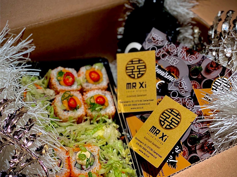Mr. Xi Asian Bistro verrassingsbox 2