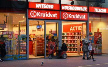 Winkelen centrum Zoetermeer