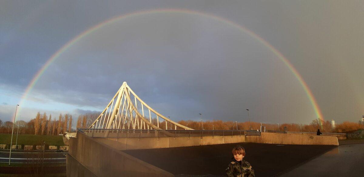 Regenboog Zoetermeer