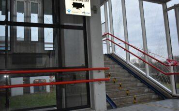 Lift treinstation Zoetermeer
