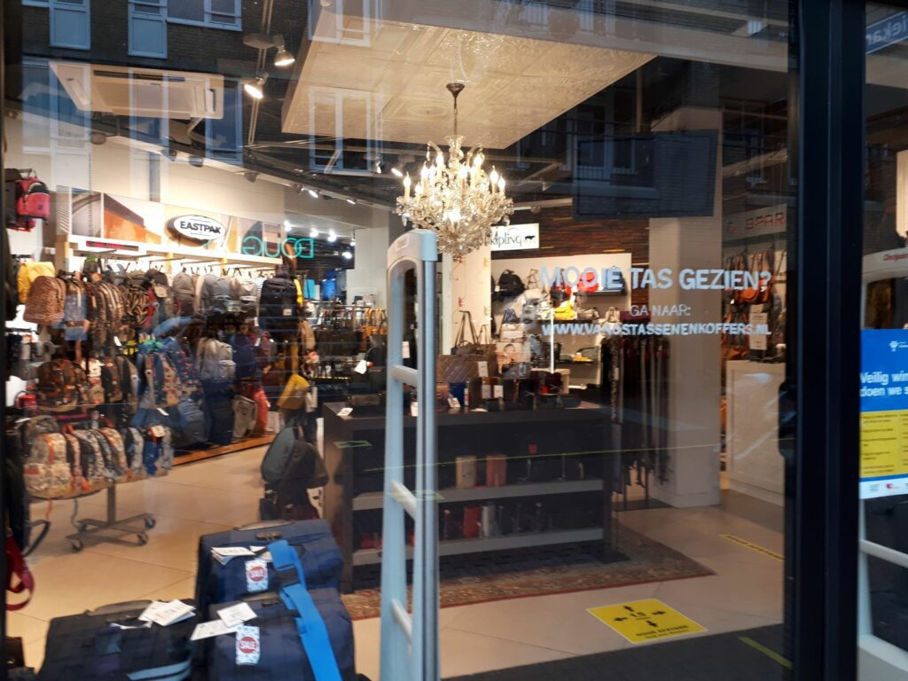 Window shoppen Zoetermeer