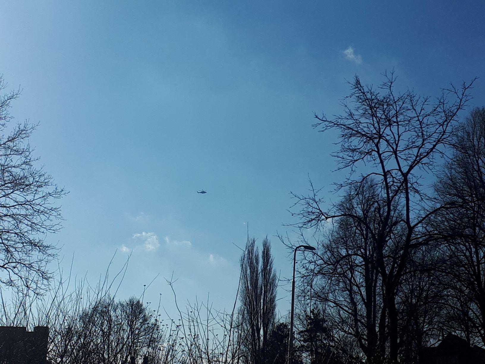 Helikopter Zoetermeer