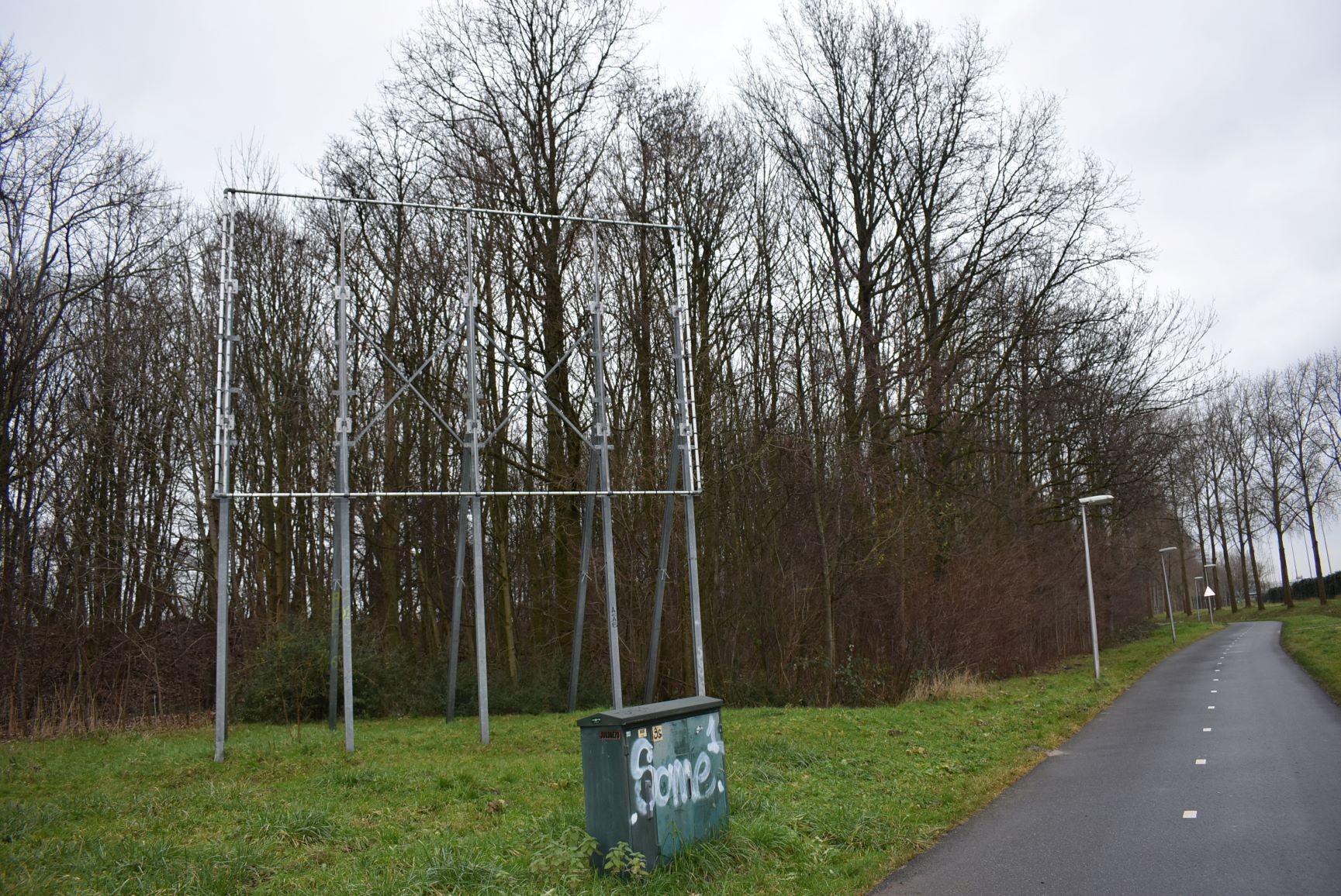 Reclamebord A12 Zoetermeer